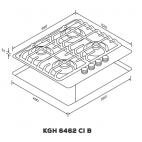 Kernau KGH 6463 CI B