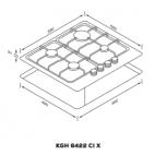 Kernau KGH 6422 CI X