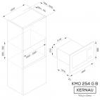 Kernau KMO 254 G B