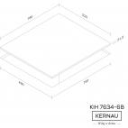 Kernau KIH 7634-6B